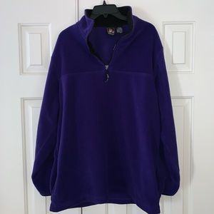 EUC USA Olympic Fleece Pullover Top Size XL